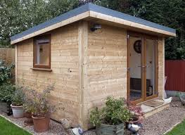 custom garden shed flat roof 6 storage building plans storage