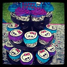 Monster High Cupcakes - CakeCentral.com Edible Cake Images M To S The Monkey Tree Monster Jam Icing Image This Party Started Modern Truck Birthday Invites Embellishment Invitations Personalised Topper Cakes Decoration Ideas Little Trucks Boys 1st Elegant 3d Birthdayexpress A4 Dzee Designs Cupcakes Kids Parties Nuestra Vida Dulce Therons 2nd With At In A Box Simple Practical Beautiful