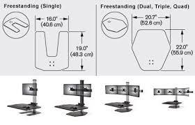 Kangaroo Standing Desk Imac by Steady Winston For Apple Imac Single Sit Stand Desk Innovative