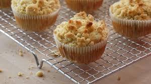 apfelmus muffins mit streuseln backen