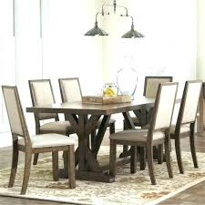 Rustic Dining Room Table Set Modern Sets