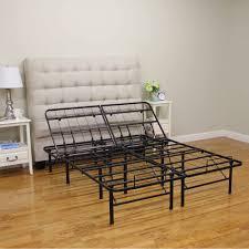 bed frames split king bed frame adjustable bed frame for