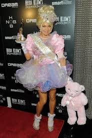 Heidi Klum Halloween Clones by Epic Celebrity Halloween Costumes Vix