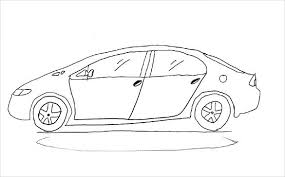 dragoart Children are obsessed with cars Teach your child how to draw his favorite plaything by learning how to draw from this very easy drawing