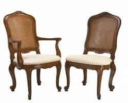 Cane Dining Room Chairs
