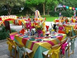 Birthday Themes For Outdoor Parties Decorations Image Inspiration