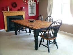 Two Toned Dining Room Tone Tables For Nifty Table Set Best