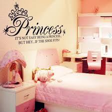 Princess Wall Decorations Bedrooms Posters Art