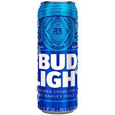 Bud Light Beer 25 fl oz Walmart