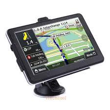 100 Gps Systems For Trucks 7 GPS SAT NAV Car Navigation System Newest EU Map Free