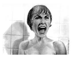 Halloween H20 Cast Member From Psycho by Scream Queen Janet Leigh Janetleigh Psycho Scream Queens