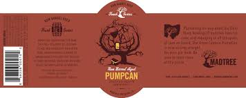 Grims Pumpkin Patch Pa by 12 Spooky Pumpkin Beer Labels For 2015