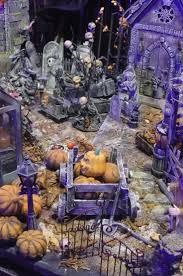 Lemax Halloween Village Ebay by 653 Best Halloween Village Images On Pinterest Halloween Village