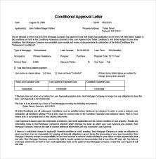 Mortgage mitment Letter Template Letters Font