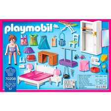 puppenhaus spielzeug playmobil dollhouse 70208 schlafzimmer