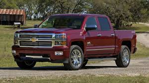 100 Truck 2014 Chevy Silverado Snags North American Of The Year