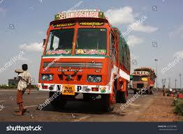 100 Vendor Trucks TAMIL NADU INDIA CIRCA 2011 Roadside Stock Photo Edit Now