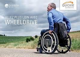 fauteuil roulant manuel avec assistance electrique aide électrique wheeldrive