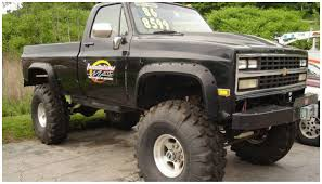 100 Wheel Flares For Trucks Bushwacker 4001911 CutOut Fender EBay