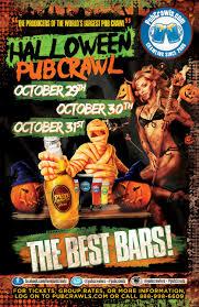 Rich And Bennetts Halloween Pub Crawl Charlotte by Halloween Bar Crawl Chicago