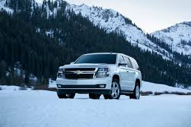 2015 Chevrolet Tahoe Specifications
