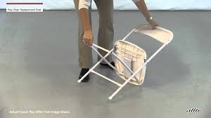 Poly Folding Chair Replacement Feet / Caps - YouTube Folding Chair Cap Covers Top 22 Awesome Leg Fernando Rees 8pcs Silicone Caps Feet Pads Fniture Table Floor Tips At Lowescom Protectors And Patio Cover Toddler Replacements Cheap Outdoor Plastic Find 4 Pcs Round Rubber Stackable Mandaue Foam Philippines For Free Adirondack Yand Project Rustic Chairs Kindpma 32 Pack 78 Black Faux Leather