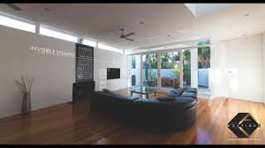 Sonance In Ceiling Speakers by Sonance Invisible Wall Speakers Youtube