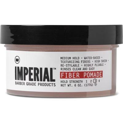 Imperial Barber Products Fiber Pomade - 6oz