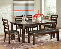 Captains Chairs Dining Room by 6 Piece Dining Room Sets Design Ideas 2017 2018 Pinterest