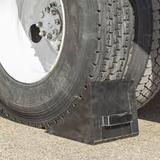 Guardian Commercial Rubber 41 In. Tire Wheel Chock DH-WC-3 ... Goodyear Wheel Chocks Twosided Rubber Discount Ramps Adjustable Motorcycle Chock 17 21 Tires Bike Stand Resin Car And Truck By Blackgray Secure Motorcycle Superior Heavy Duty Black Safety Chocktrailer Checkers Aviation With 18 In Rope For Small Camco Manufacturing Truck Bed Wheel Chock Mount Pair Buy Online Today Titan Wheels Gallery Pinterest Laminated 8 X 712
