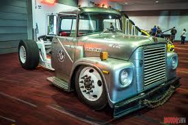 100 Rat Rod Semi Truck Heavy Hot 1956 International