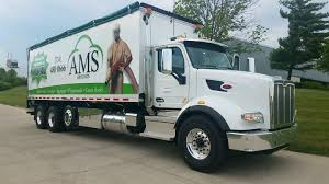 100 Truck Services Blower AMS Grounds Ann Arbor MI