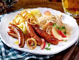 bayerische spezialitäten mei san die guat lecker