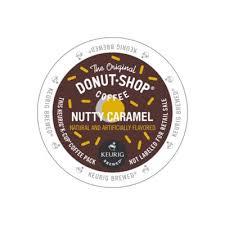 KeurigR K CupR Pack 18 Count The Original Donut ShopR Nutty