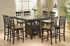 Kitchen Table Seats 8 | Fanciful Style Of Square Kitchen Table Seats ... Pub Ding Table 2 Person Bar Bistro Table And Chairs Tall Room Sets Suites Fniture Collections Round Counter Height Seats 8 New Begning Home Designs Kitchen Ashley Homestore Exquisite Gardner White At Set Crown Mark Empire Chair With Industrial Swingout Vintage Costway Patio Seat Wood Pnictable Beer Maze Living Astounding Style 3 Piece Style Garden Benchtable Round Seat In Tooting