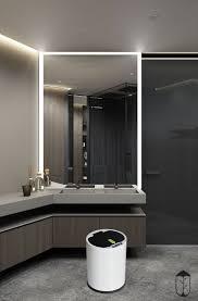 sensor mülleimer für küchen badezimmer innenausstattung