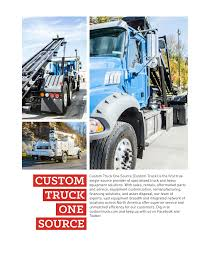 100 Custom Truck And Equipment One Source Waste Refuse Lookbook Pages 1 8 Text