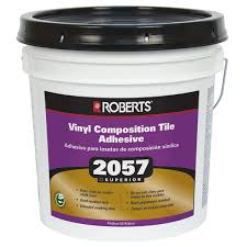 2057 superior vinyl composition tile adhesive