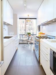 Photo 5 Of Kitchen Galley Designs Layouts And Vintage Design Improved By The Presence A Wonderful