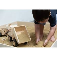 100 Dump Truck Toddler Bed Wooden Toy For Kids