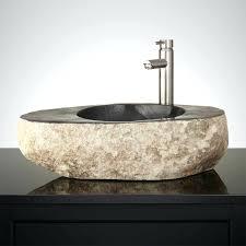 Ebay Canada Bathroom Vanities by Sinks Stone Vessel Sink Canada Vanity Sinks Black Lava Stone