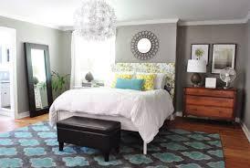Bedroom After YHL 1 Benjamin Moore Gray Owl