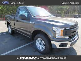 2018 New Ford F-150 XL 2WD Reg Cab 6.5' Box At Landers Ford Serving ...