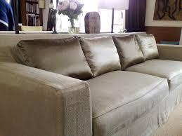 grand coussin canapé housse de canapé les carnets d atelier de virginie