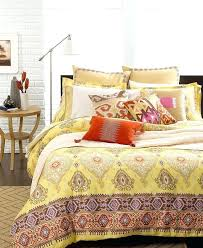 echo design jaipur 3 piece duvet cover set jaipur elephant duvet