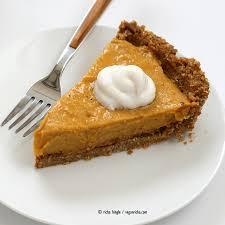 Bake Pumpkin For Pies by No Bake Vegan Pumpkin Pie With Gluten Free Gingerbread Crust