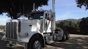 2009 Peterbilt 388 Day Cab│Charter & Company Truck Sales - YouTube