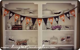 Pottery Barn Inspired No-Sew Halloween Bunting - Living Well ... 49 Best Pottery Barn Paint Collection Images On Pinterest Colors Best 25 Kitchen Shelf Decor Ideas Floating Shelves Barn Inspired Jewelry Holder Hack Daily System Gear Patrol Diy Dollhouse Bookcase I Can Teach My Child Teen Teen Fniture Kids Bedroom Playroom Remodelaholic Turn An Ikea Into A Ledge 269 Shelf Decor Ideas Decoration