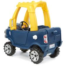Little Tikes LT Cozy Truck With Side Eyes – Backyard Fun And Play!
