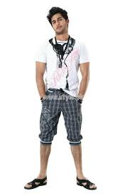 Cougar Summer 2012 Latest Men Casual Wear Collection